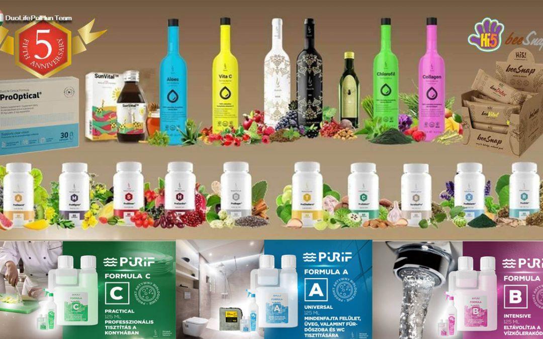 Mi a különbség a Duolife étrendkiegészítői és a piacon elérhető más termékek között?