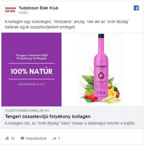 kollagén - Facebook